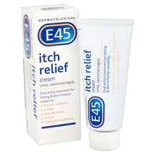 E45 Itch Relief Cream - 100 gm