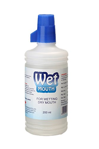 ICPA Wet Mouth - For Dry Mouth - 200 ml
