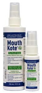 Mouth Kote Oral Moisturizer - For Dry Mouth Spray - 59 ml