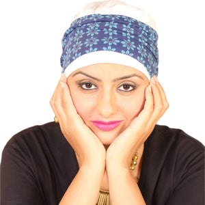 Stylish Chemo Headband For Turban