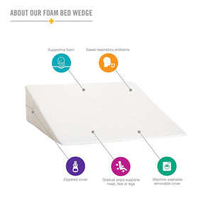 Mabis Foam Bed Wedge