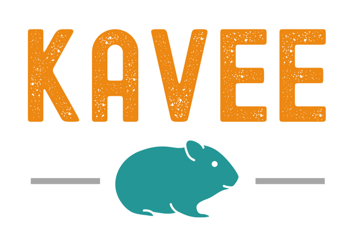 logo kavee transparent uk c and c cage C&C guinea pig kavee uk