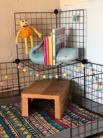 C&C cage decorated book c and c cage guinea pig uk grid kavee