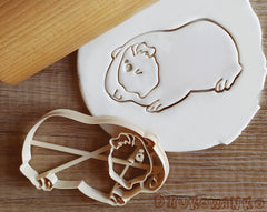 guinea pig cookie cutter gift lover christmas guide idea