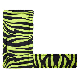 guinea pig fleece liner ramp cover loft zebra green neon cc c&C cnc c and c cage kavee rabbit