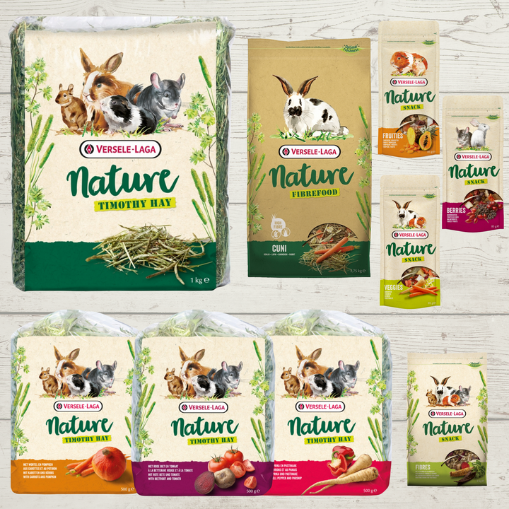 MAXI SAVER PACK - Starter Kit Rabbit Bundle Food Hay & Snacks - Rabbit Bunny idea versele laga kavee