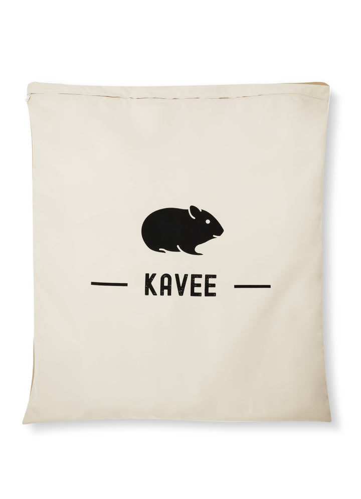 one kavee laundry bag guinea pig rabbit fleece liner pet dog cat bed blanket