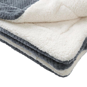 fluffy guinea pig fleece liner 3x2 4x2 Loft Ramp blue grey rabbit cc c&C cnc c and c cage kavee