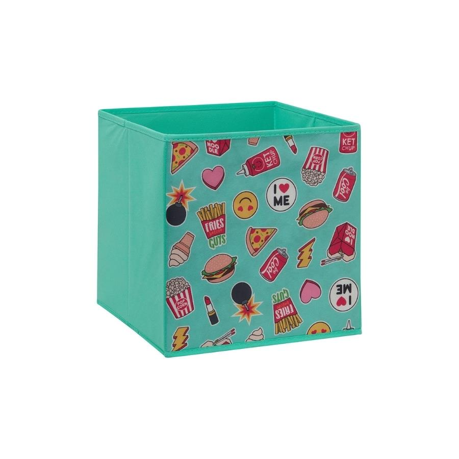 cube storage box for C&C cage kavee guinea pig teal burger UK