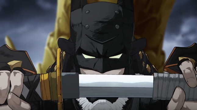NEW Batman Ninja