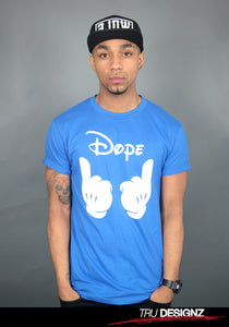 **Sale** Dope Mickey Fingers T-Shirt