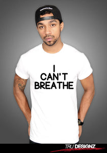 I Can't Breathe Graphic T-Shirt