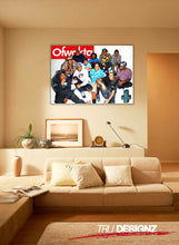 Ofwgkta Group White Poster