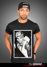 Chris Brown Picture Frame T-Shirt