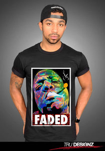 Biggie Smalls Faded T-Shirt