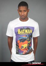 **Sale** Batman And The Boy Wonder Retro Graphic T-Shirt