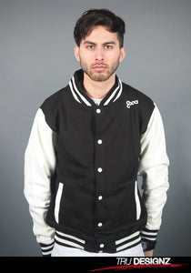 Good Music Angel Varsity Jacket