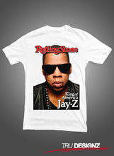 Jay-Z Rolling Stones Graphic T-Shirt