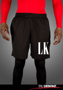 Tyga Last Kings LK Shorts