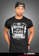 Arctic Monkeys I Wanna Be Yours T-shirt