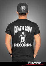 Death Row Records 2015 Front And Back T-Shirt