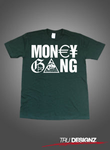 The Game Money Gang Currency T-Shirt