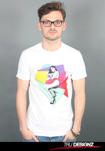 Cut Shapes With Me Graphic T-Shirt