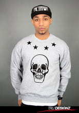 French Montana Coke Boys Star Skull Sweatshirt