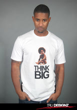Biggie Smalls Think BIG Retro Graphic T-Shirt