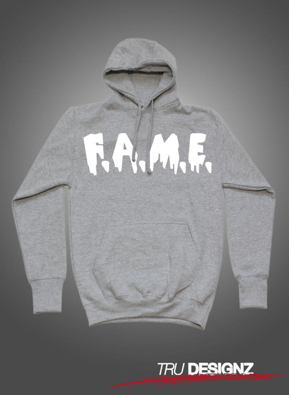 Chris Brown F A M E Hoodie
