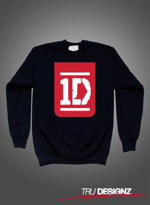 One Direction 1D Logo Sweatshirt
