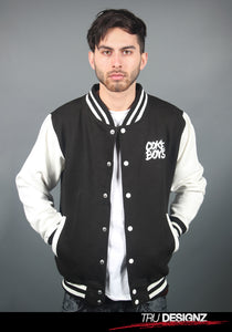 French Montana Coke Boys Varsity Jacket