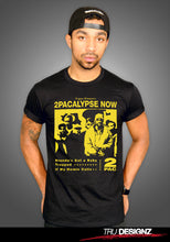 2pacalypse Now silhouette T-Shirt