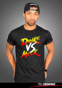 Drake Vs Meek Mill T-Shirt Ovo Charged Up Octobers Very Own