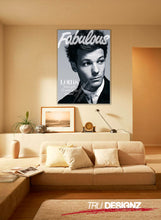 Louis Tomlinson 'Never Sleep Around' Fabulous One Direction Poster