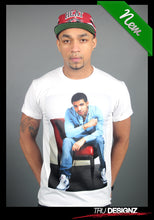 Drake Jordan Retro 3's Graphic T-Shirt