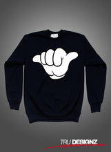 Mickey Fly Hands Sweatshirt