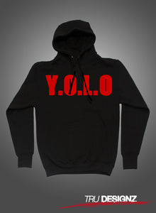 Drake YOLO 'You Only Live Once' Hoodie