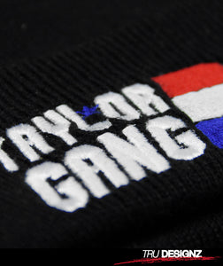 Gang Stripes Beanie Hat
