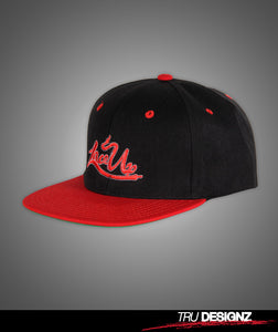 Machine Gun Kelly Lace Up MGK Snapback