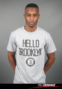 Hello Brooklyn New York Fabolous T-Shirt
