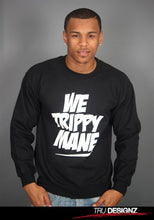 Juicy J We Trippy Mane Sweatshirt