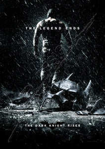 Batman The Dark Knight Rises Poster