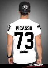 Jay z Picasso 73 Baby Magna Carta Tour T-Shirt