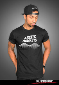 Arctic Monkeys Sound Wave T-shirt