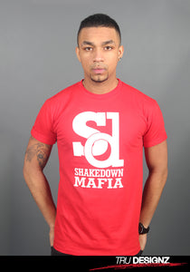 Red Cafe Shakedown Mafia T-Shirt