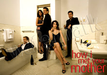 How I Met Your Mother After Party Group Poster