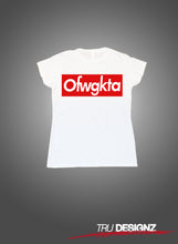 OFWGKTA Odd Future Wolf Gang Kill Them All Women's T-Shirt