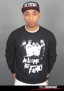 Drake Welcome To The Family Sweatshirt