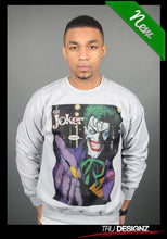 The Original Joker Shake My Hand Comic Graphic Sweatshirt